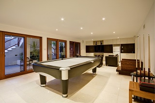 pool table room sizes in moline content