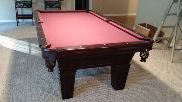 Pool Tables For Sale In Illinois Moline Pool Table Movers Moline - Fischer pool table